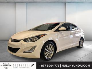 Used 2015 Hyundai Elantra 4dr Sdn Auto Sport Appearance for sale in Gatineau, QC