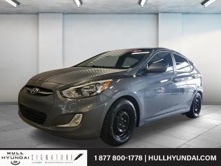 Used 2017 Hyundai Accent 5DR HB AUTO SE for sale in Gatineau, QC