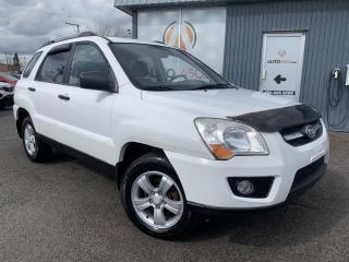 Used 2009 Kia Sportage ***LX,AWD,AUTOMATIQUE,MAGS,A/C,V6*** for sale in Longueuil, QC