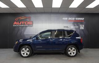 Used 2014 Jeep Compass NORTH EDITION 4X4 AUTO MAGS CUIR DÉMARREUR 124 410 for sale in Lévis, QC