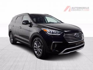 Used 2018 Hyundai Santa Fe XL XL Luxury AWD A/C Mags Cuir Toit Pano GPS 7 Places for sale in St-Hubert, QC