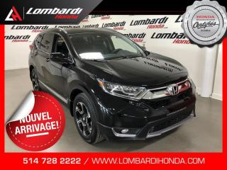 Used 2018 Honda CR-V TOURING|AWD|NAV|CUIR|TOIT| for sale in Montréal, QC