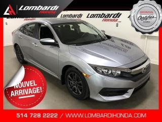 Used 2018 Honda Civic LX|AUTOMATIQUE|CAM| for sale in Montréal, QC