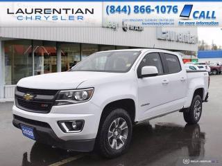 Used 2020 Chevrolet Colorado 4WD Z71!! 4X4 !!HEATED SEATS!! BACKUP CAMERA!! for sale in Sudbury, ON