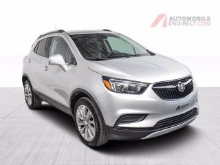 Used 2018 Buick Encore PREFERRED AWD CUIR MAGS CAMERA DE RECUL for sale in St-Hubert, QC