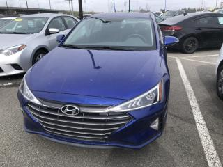 Used 2020 Hyundai Elantra Preferred w-Sun & Safet Pack,IVT,CAMÉ,TOIT +++ for sale in Mirabel, QC