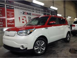 Used 2018 Kia Soul EV SOUL EV GPS CAMÉRA BLUETOOTH SIEGE CHAUFFANT for sale in Blainville, QC