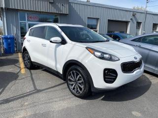 Used 2017 Kia Sportage AWD 4dr EX Bluetooth siège chauffant for sale in Mcmasterville, QC