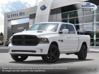 Used 2018 RAM 1500 NIGHT for sale in Ottawa, ON