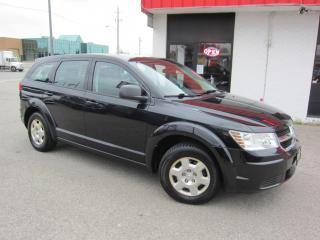 Used 2010 Dodge Journey SE $4,995+HST+LIC FEE / CLEAN CARFAX / CERTIFIED for sale in North York, ON