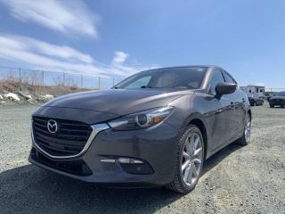 Used 2018 Mazda MAZDA3 SPORT GT for sale in St. John's, NL