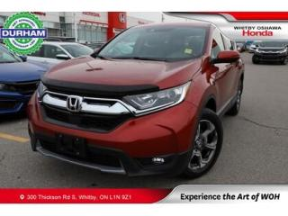 Used 2019 Honda CR-V EX-L AWD for sale in Whitby, ON