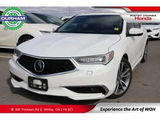 Used 2020 Acura TLX Sh-Awd for sale in Whitby, ON