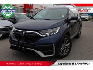 Used 2020 Honda CR-V Touring | CVT | Navigation for sale in Whitby, ON