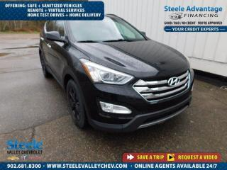 Used 2013 Hyundai Santa Fe - BLACKED OUT RIMS - KEYLESS ENTRY for sale in Kentville, NS