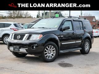 Used 2012 Nissan Pathfinder for sale in Barrie, ON