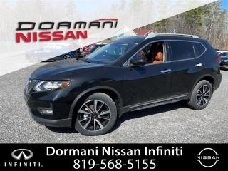 Used 2020 Nissan Rogue SL AWD for sale in Gatineau, QC