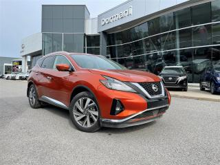 Used 2020 Nissan Murano SL AWD for sale in Gatineau, QC