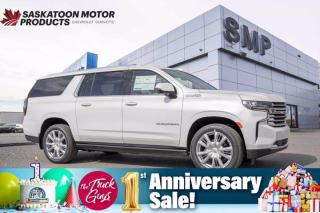 New 2021 Chevrolet Suburban High Country for sale in Saskatoon, SK