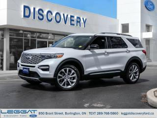 New 2021 Ford Explorer Platinum 4wd for sale in Burlington, ON
