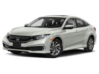 New 2021 Honda Civic EX for sale in Guelph, ON