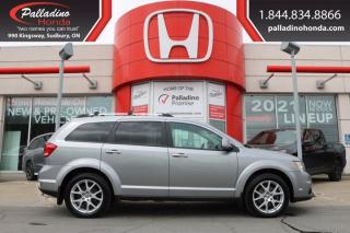 Used 2017 Dodge Journey GT - BEAUTIFUL LEATHER WITH DVD PLAYER - for sale in Sudbury, ON