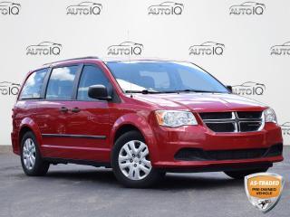 Used 2013 Dodge Grand Caravan SE/SXT FWD | 3.6L V6| A/C for sale in Waterloo, ON