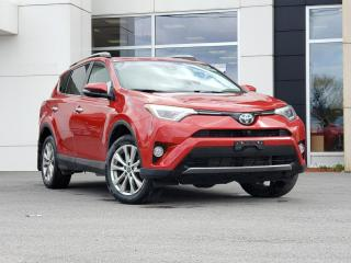Used 2017 Toyota RAV4 LIMITED  for sale in Kingston, ON