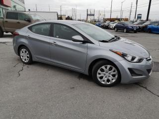 Used 2016 Hyundai Elantra GL for sale in Kingston, ON