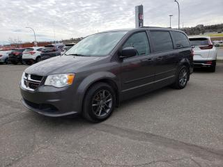 Used 2016 Dodge Grand Caravan Ensemble Valeur plus familiale 4 portes for sale in Rivière-Du-Loup, QC