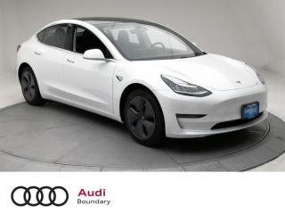 Used 2020 Tesla Model 3 for sale in Burnaby, BC
