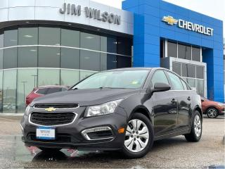 Used 2016 Chevrolet Cruze Limited 1LT LT SEDAN AIR AUTO CRUISE REAR CAMERA DAILY RENTAL for sale in Orillia, ON