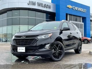 Used 2020 Chevrolet Equinox LT AWD 2.0L TRUE NORTH MIDNIGHT EDT DAILY RENTAL for sale in Orillia, ON
