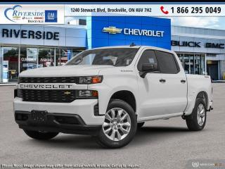 New 2021 Chevrolet Silverado 1500 Custom for sale in Brockville, ON