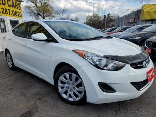 Used 2013 Hyundai Elantra GL/LOADED/BLUETOOTH/XM/HEATED SEATS++ for sale in Scarborough, ON