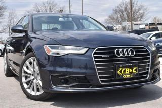 Used 2016 Audi A6 2.0T Technik ADAPTIVE CRUISE CNRL  MASSAGE SEATS for sale in Oakville, ON