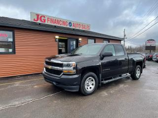 Used 2018 Chevrolet Silverado 1500 LS for sale in Millbrook, NS
