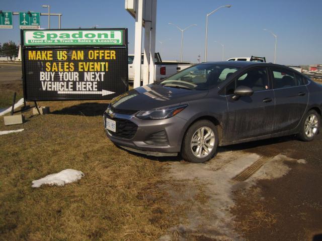 2019 Chevrolet Cruze Make us an offer
