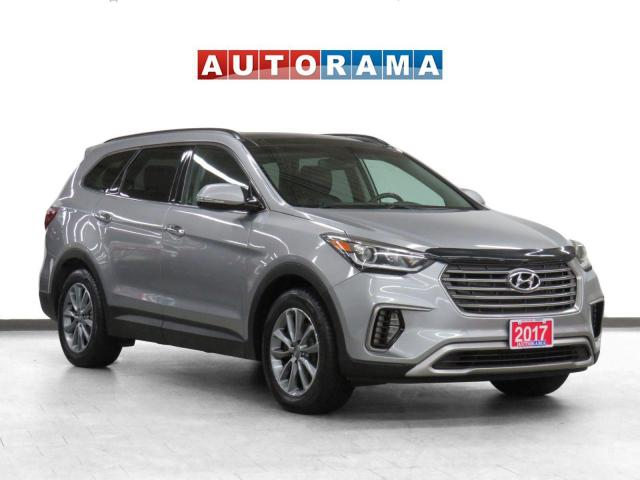 2017 Hyundai Santa Fe XL Luxury AWD Nav Leather Sunroof Backup Cam