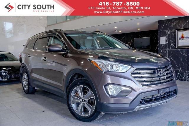 2013 Hyundai Santa Fe XL GLS FWD - Approval->Bad Credit-No Problem