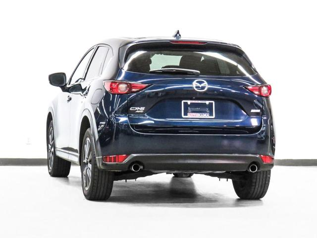 2017 Mazda CX-5 GS AWD Nav Leather Sunroof Backup Cam