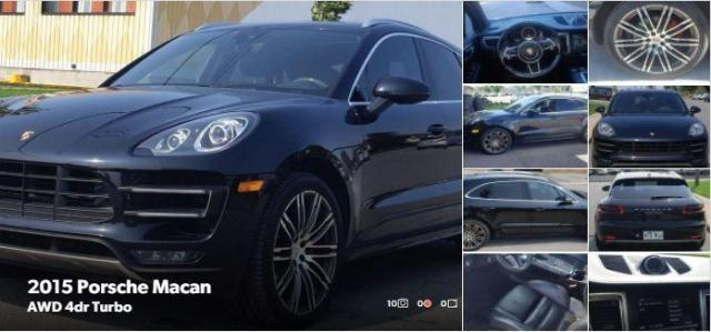 2015 Porsche Macan Turbo - Approval->Bad Credit-No Problem