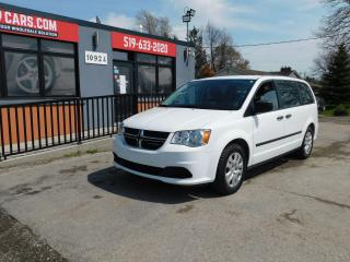Used 2017 Dodge Grand Caravan | Low Kms | A\C | Cruise for sale in St. Thomas, ON