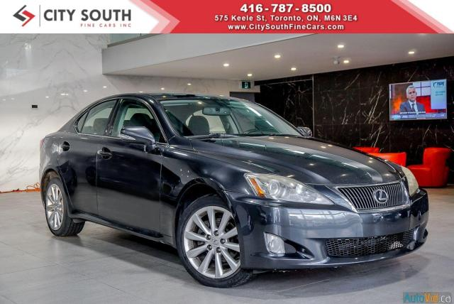 2010 Lexus IS 250 IS 250 AWD - Approval->Bad Credit-No Problem