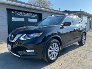 Used 2019 Nissan Rogue SV - Snows on Rims Included! for sale in Kingston, ON