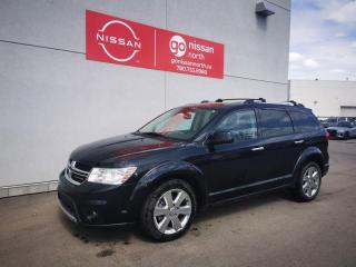 Used 2012 Dodge Journey R/T / Touch Screen / Smart Key for sale in Edmonton, AB