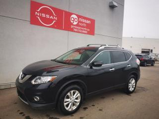 Used 2015 Nissan Rogue SV / AWD Smart Key for sale in Edmonton, AB