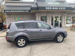 Used 2010 Mitsubishi Outlander LS 7PASS for sale in Mississauga, ON