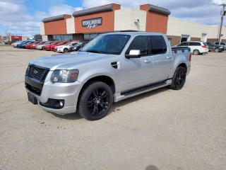 Used 2010 Ford Explorer Sport Trac ADRENALIN for sale in Steinbach, MB