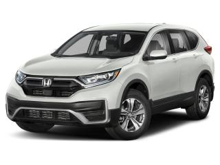 New 2021 Honda CR-V LX 4WD CRV 5 DOORS for sale in Woodstock, ON